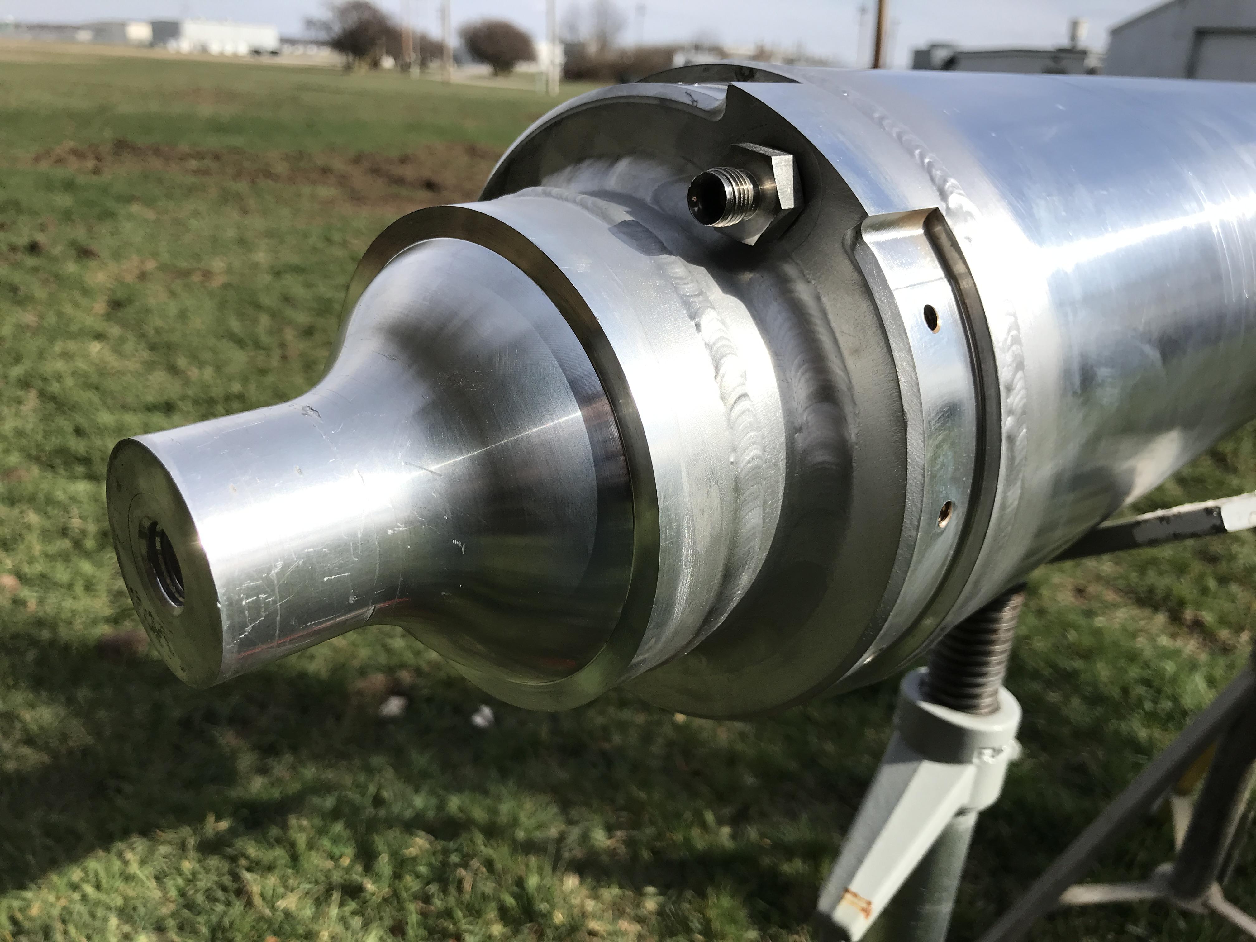Co Axial Tank